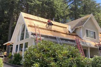 Shingle Roofing Company Florence OR